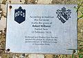 Willance burial marker plaque.jpg