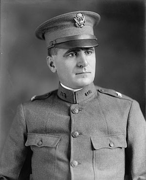William E. Cole - William E. Cole shown here as a Brigadier general.