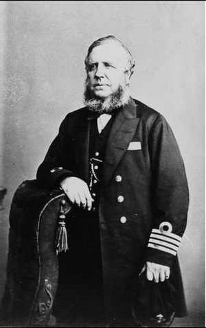 William Pullen - William J.S. Pullen (State Library of South Australia B5851)