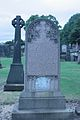 William MacGillivray's grave, New Calton Cemetery.JPG