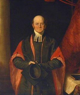 Church of England clergyman
