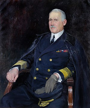 William V. Pratt - Admiral William Pratt, USN, while CNO