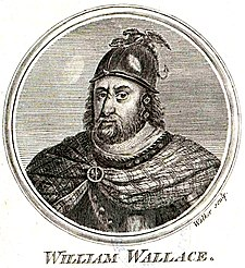 William Wallace, rytina