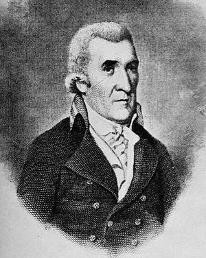 William Wright (botanist) - Image: William Wright 1735 1819
