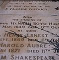 William shakespeare hall gravestone cossack.jpg