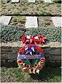 Wimereux (France – Pas-de-Calais) — Cimetière communal et de la Commonwealth War Graves Commission — Tombe du Lieutenant - colonel John Alexander McCrae 01.jpg