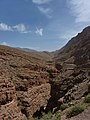Winding up to the Dades Gorge - panoramio.jpg