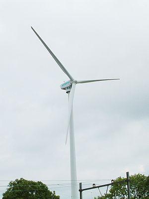 Windmolen Siemens Zoetermeer