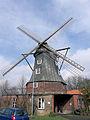 Windmolen Windmühle Menke, Südlohn, Duitsland.jpg