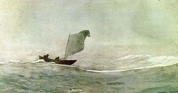 Winslow Homer - Blown Away.jpg