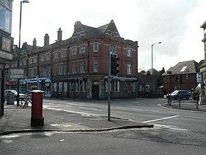 Winton, Dorset - Winton Banks.