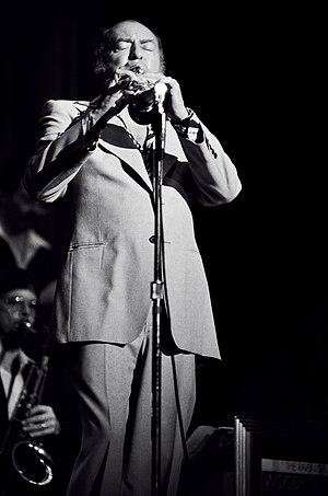 Woody Herman - Herman in 1976