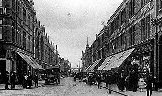 Woolwich - Hare Street in 1911