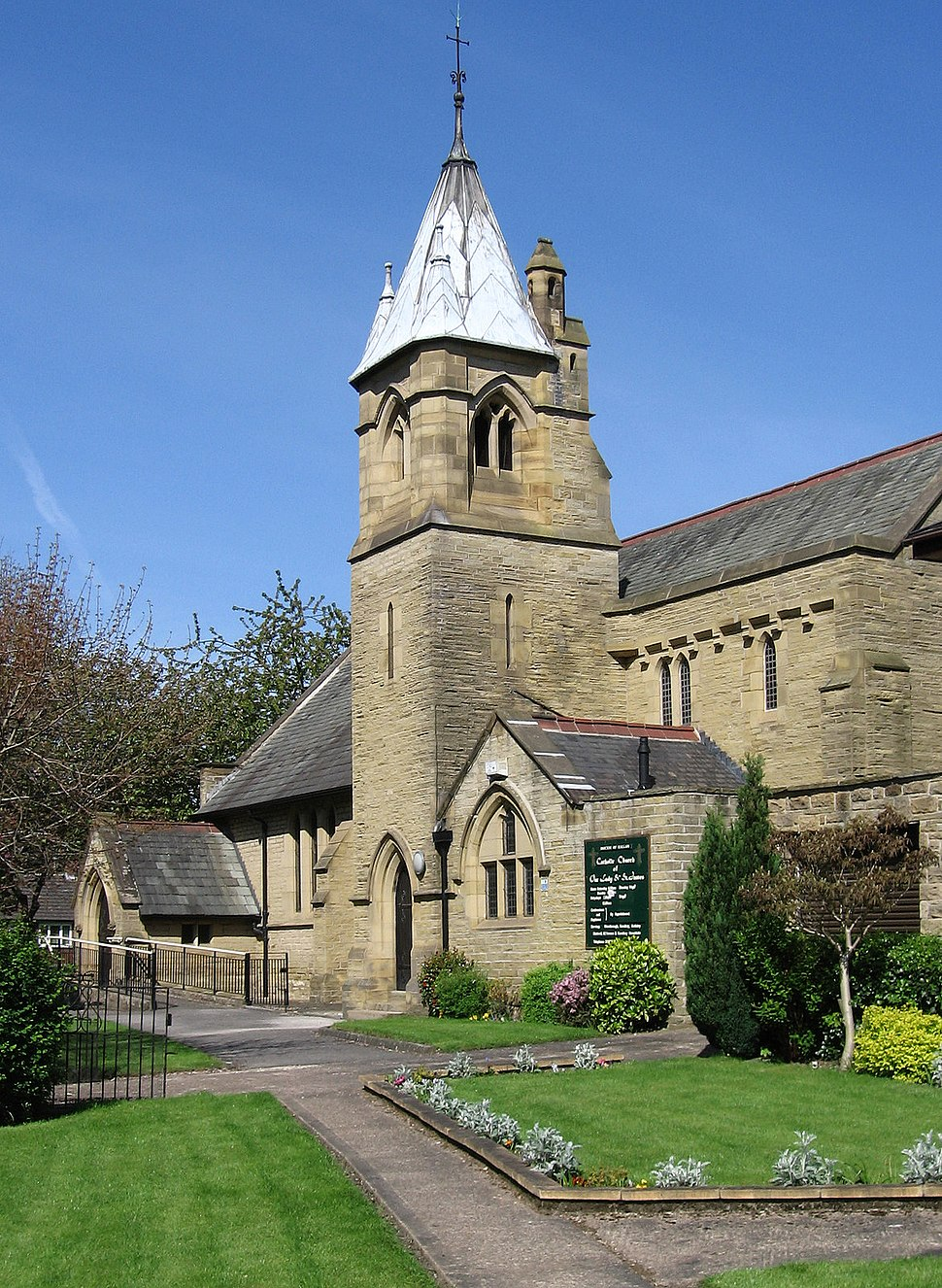 Worsbrough - Roman Catholic Church