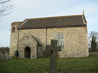 Worthing, Norfolk village in United Kingdom