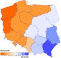 Wybory prezydenckie 2010 II tura woj BK.png