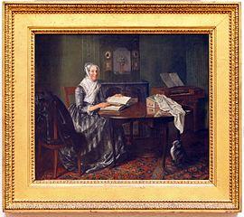 Mme Mobachius Quaet (?)