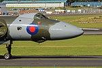 XH558 Avro Vulcan (20727412253).jpg