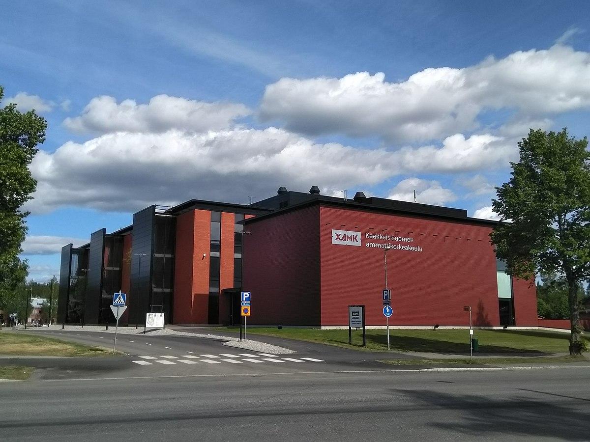 Kaakkois-Suomen ammattikorkeakoulu – Wikipedia