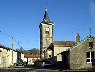 Xaronval Commune in Grand Est, France