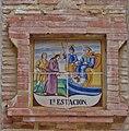 Xirivella. Via Crucis. Estació I 1.jpg