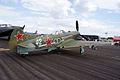 Yakovlev Yak-9U RRearSide SNF 16April2010 (14444000047).jpg