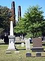 Yale cemetery with gothic smokestacks.jpg