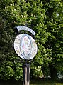 Yanworth village sign - geograph.org.uk - 447656.jpg