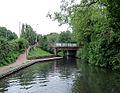 Yardley Wood Road Bridge near Warstock, Birmingham - geograph.org.uk - 1725118.jpg