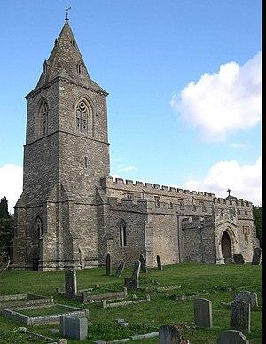 Church of St Mary the Virgin, Yielden - Image: Yeldon Church 2 geograph.org.uk 251525