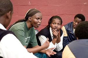 Equal Education - Yoliswa Dwane speaking to Equalisers