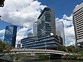 Yomiuri Telecasting Corporation headquarters in 201909 005.jpg