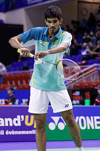 Image illustrative de l'article Srikanth Kidambi