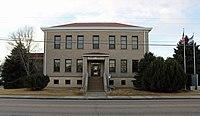 Yuma County, Colorado Court-House.JPG