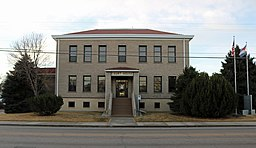 Yuma County, Colorado Court-House.JPG