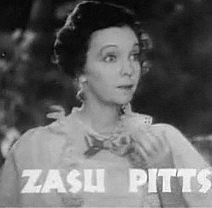 ZaSu Pitts - Zasu Pitts in 1935