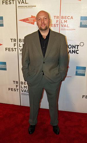 Zak Penn - Penn at the Tribeca Film Festival