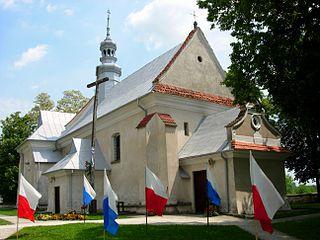 Place in Świętokrzyskie, Poland