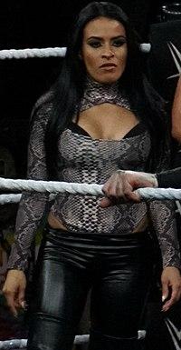 Zelina Vega NXT TakeOver New Orleans April 2018.jpg
