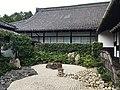 Zen garden at Shoren-in.jpg