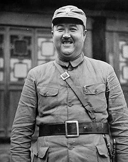 Zhao Chengshou Chinese general