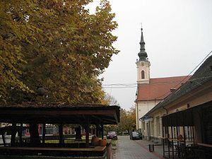 Županja - Županja city center