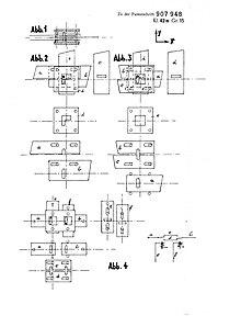 Diagramm des binären Wahlfotos