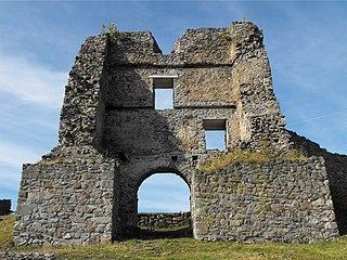 Pustý hrad castle