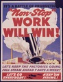 """Non-Stop"" Work will Win - NARA - 534423.tif"