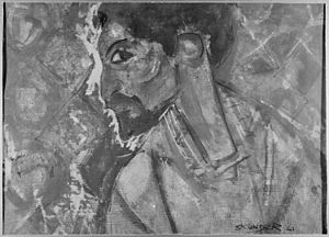 """Self-Portrait"", 1961 - NARA - 558827.jpg"