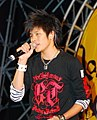 """""""TM"""" (劉明峰, Liu Mingfeng) of the music group Young young.jpg"""