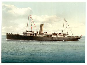 "SS Vera (1898) - Image: ""Vera"" LCCN2002708354"