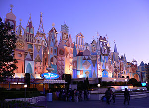 It's a Small World - It's a Small World at Tokyo Disneyland