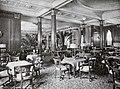 À La Carte Resturant aboard the RMS Majestic (1914).jpg